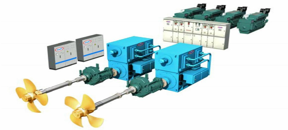 Diesel Electric Propulsion Is This A Safer More Efficient Solution For Your Vessel Ocean Time Marine