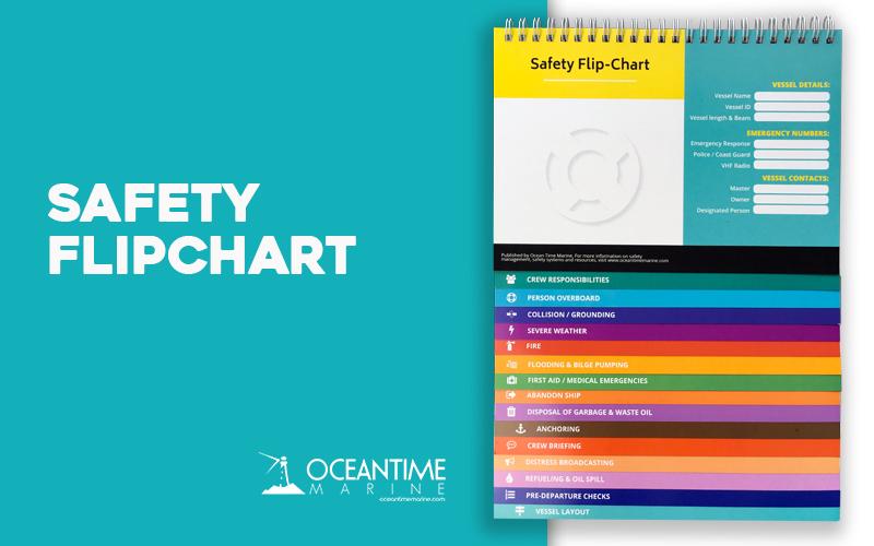 Vessel Safety Flipchart Product