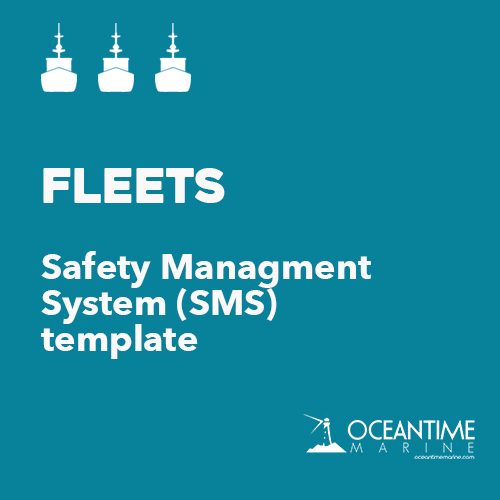 Safety Management System (SMS) Template for Fleets