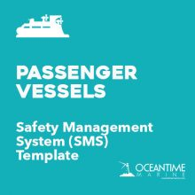 Safety Management System (SMS) Template for Passenger Vessels