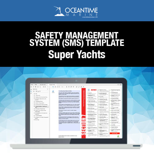 SMS for Superyachts - Ocean Time Marine