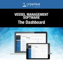 Vessel Management Dashboard Software Ocean Time Marine