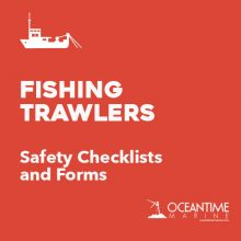Safety Checklists for Commercial Fishing Trawlers