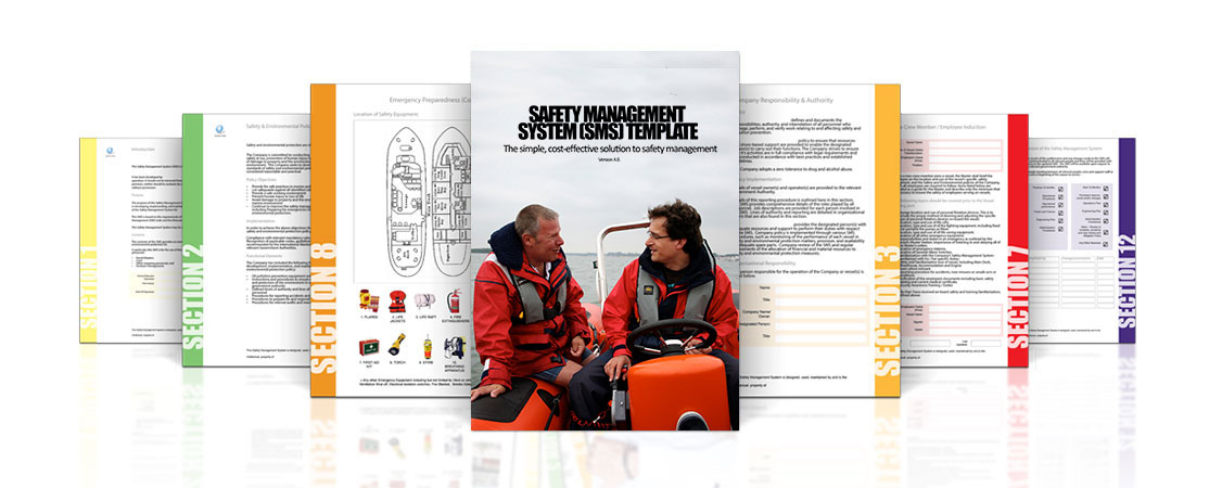 Vessel Safety Management (SMS) Template | Online Vessel Management ...