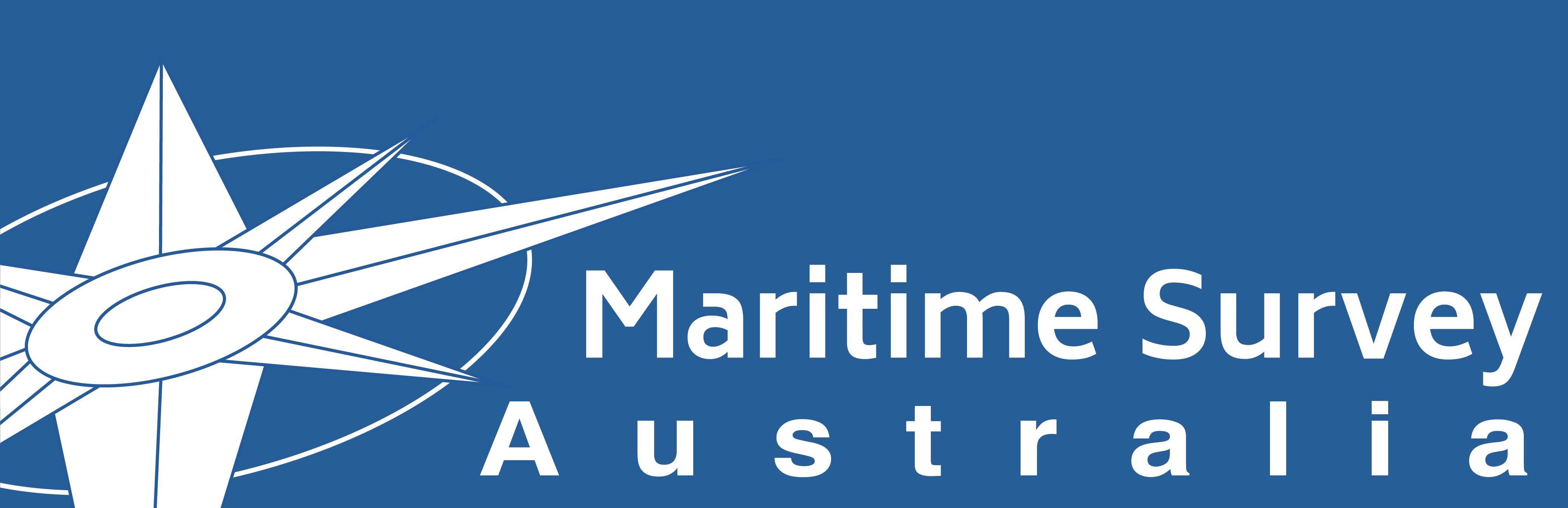 Maritime Survey Australia Logo
