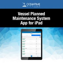 Vessel PM System Planned Maintenance for iPad
