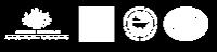 Logo footer set